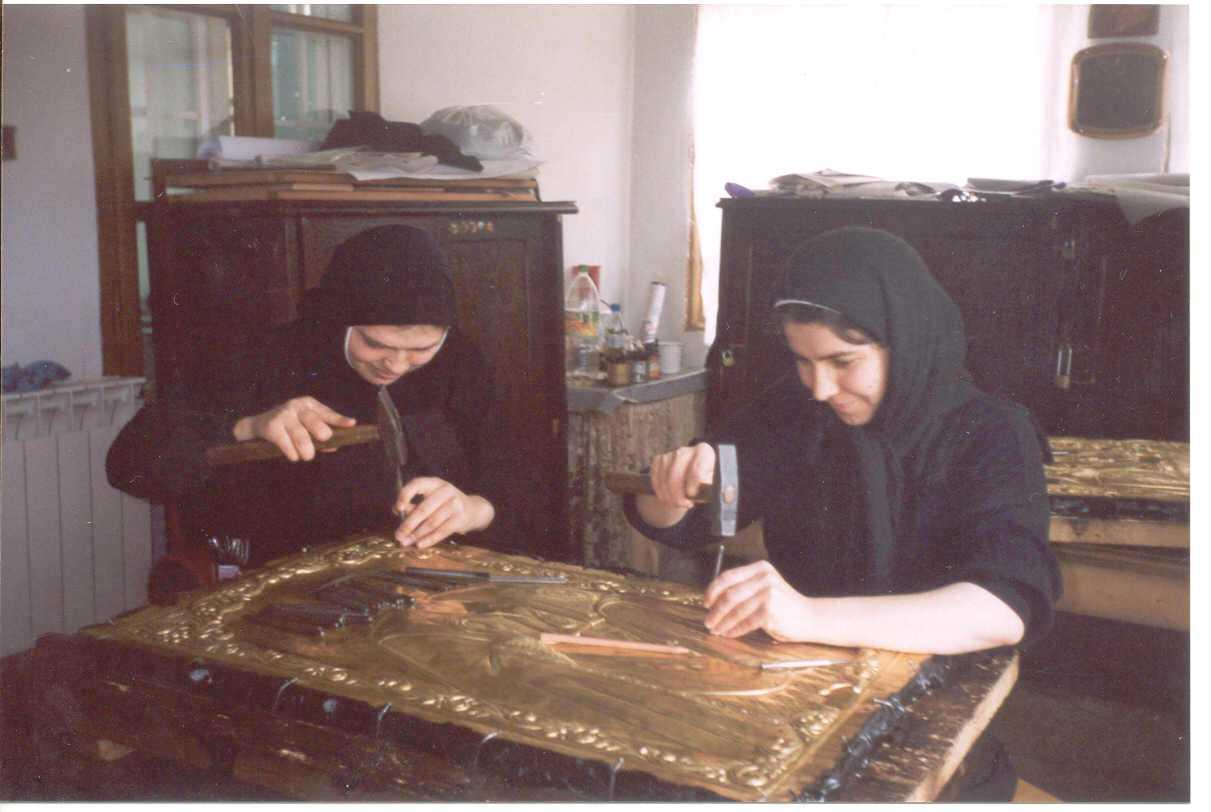 Atelierul Manastirii Pasarea