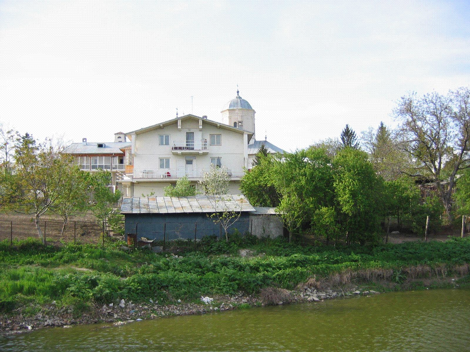 Manastirea Pasarea - Caminul de batrani