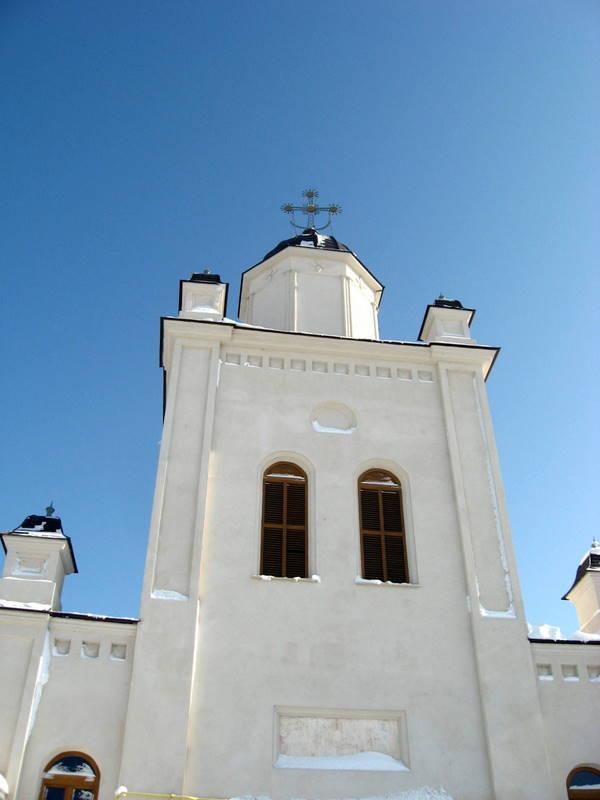Manastirea Pasarea - Turnul clopotnita
