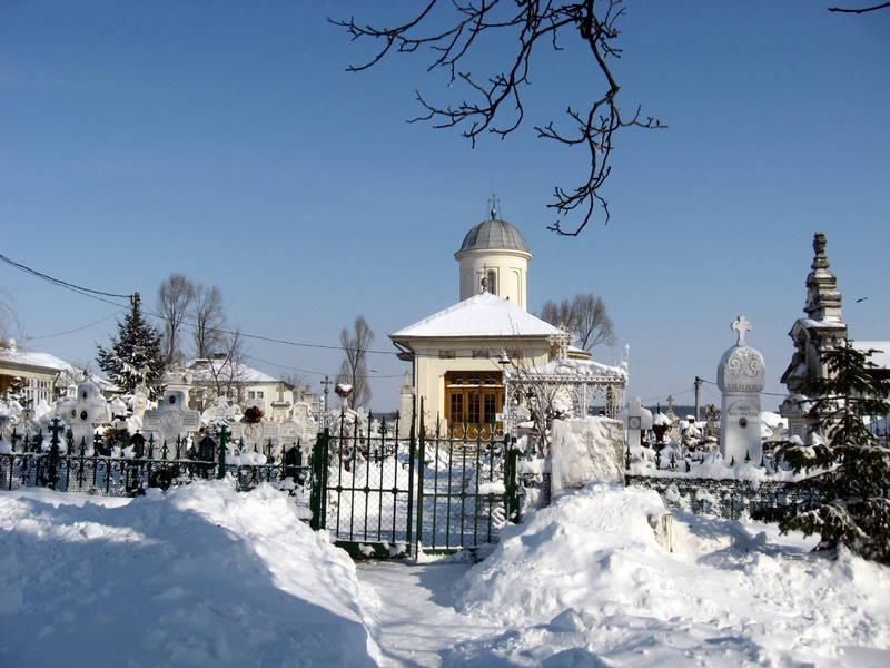 Biserica Adormirea Macii Domnului a Manastirii Pasarea