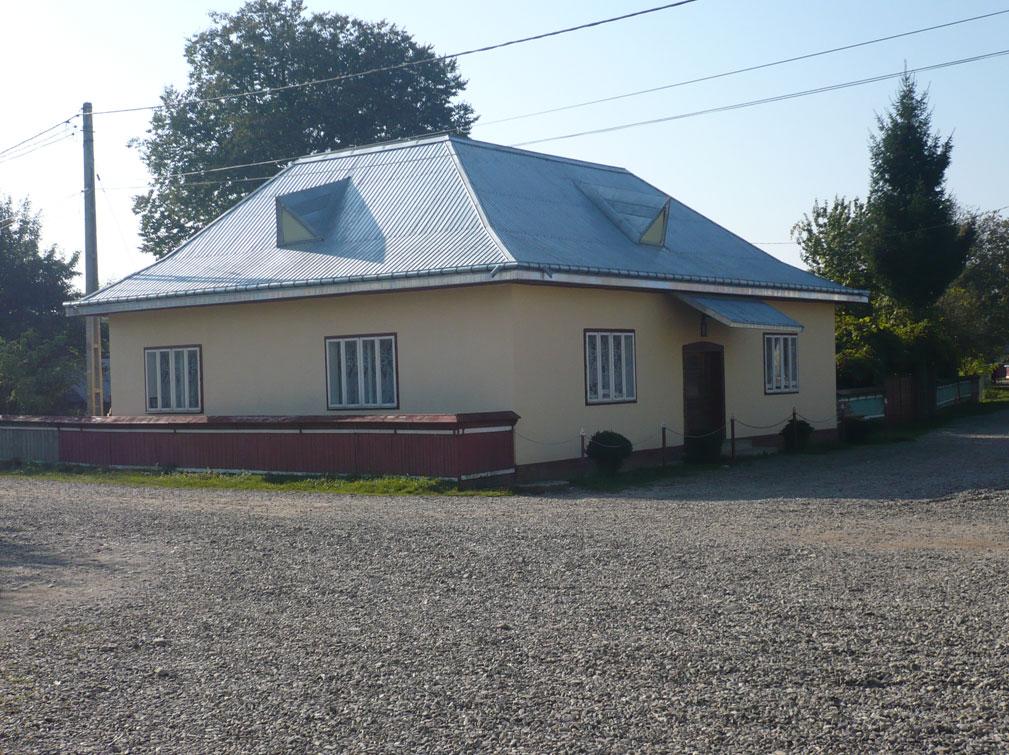 Parohia Baisesti - Casa praznicar