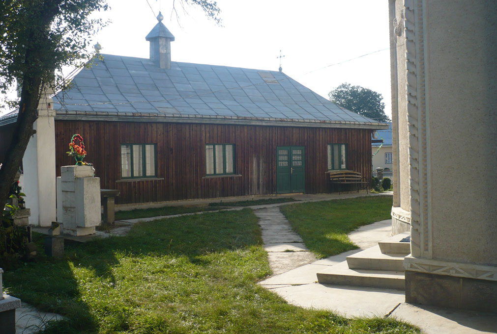 Parohia Baisesti - Biserica de lemn