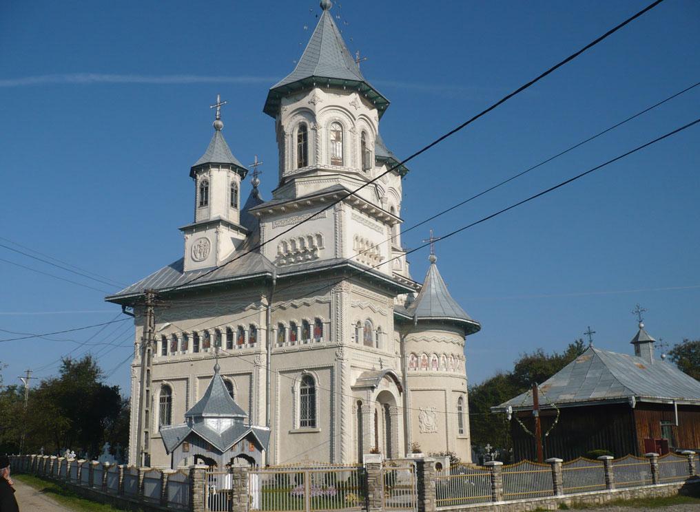Parohia Baisesti - Biserica noua