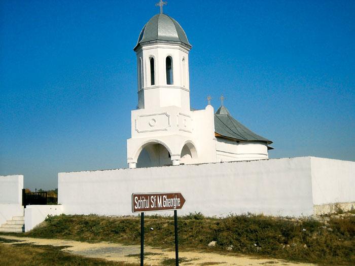Schitul Sfantul Gheorghe - Closca