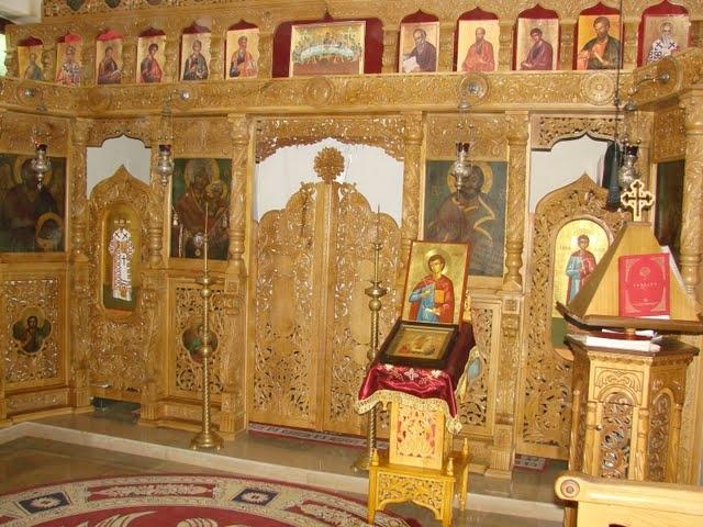 Manastirea Sfantul Ioan Rusul