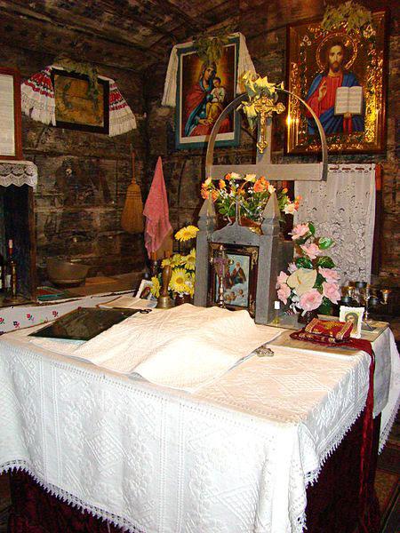 Parohia Sfantul Nicolae - Valani de Pomezeu
