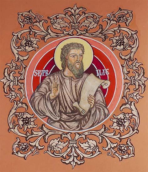 Parohia Micalaca Noua - Sfantul Proroc Ilie